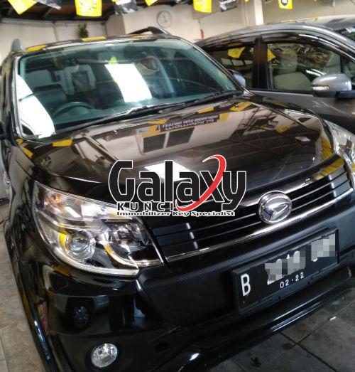 Ahli Kunci Mobil Daihatsu Terios Area Jakarta