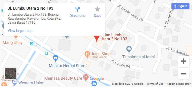 Lokasi Ahli Kunci Jakarta